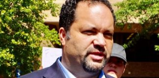 Ben Jealous criticizes Betsy DeVos as a Commencement Speaker for the University of Baltimore