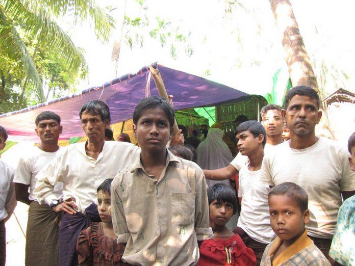 Myanmar/Burma Little hope for Rohingya IDPs