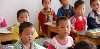 Children - North Korea