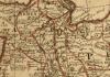 Kurdistan in an antique map