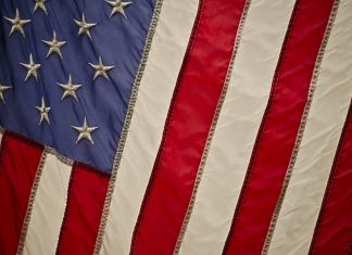 Stripes USA Flag