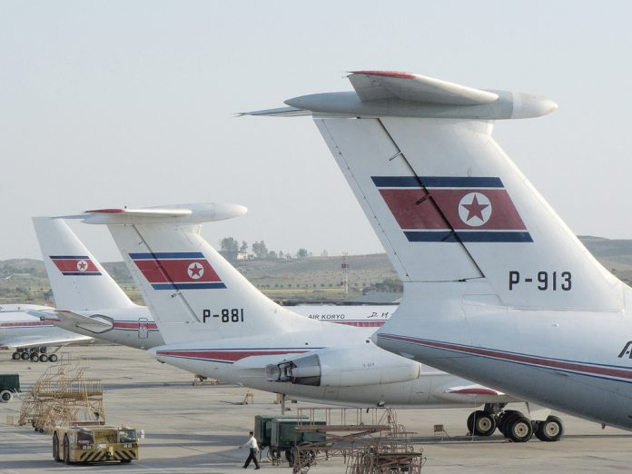 Sunan International Airport - Pyongyang - North Korea
