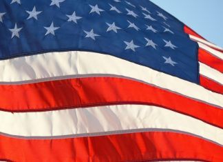 United of States of America Flag - Stars and Stripes