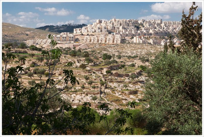 Illegal Israeli Settlements