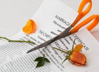Divorce Separation Marriage Breakup Split Argument
