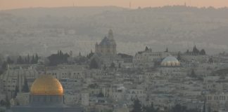 Dome Of The Rock - Jerusalem - Cityscape