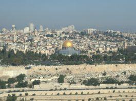 Jerusalem Cityscape 2