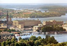 Royal Palace, Sweden, Stockholm