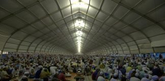 Tablighi Ijtema (Congregation - Society for spreading faith)